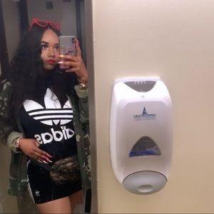 Adidas Skirt Set 🖤